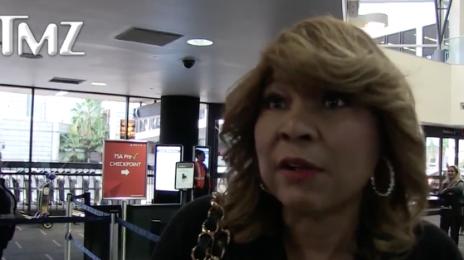 "Tamar Braxton's Mom Tells Vince Herbert: ""Keep Your Hands Off Of Her"""