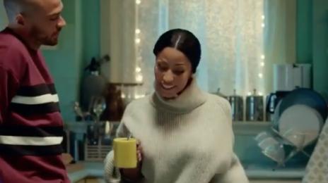 Teaser: Nicki Minaj & Jesse Williams Star In H&M Commercial