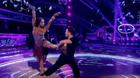 Watch: Alexandra Burke Blazes 'Strictly Come Dancing' With Rumba To Beyonce's 'Halo' [Week 10]