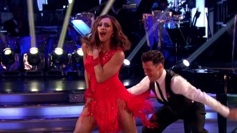 Watch: Alexandra Burke Rocks 'Strictly Come Dancing' [Week 7]