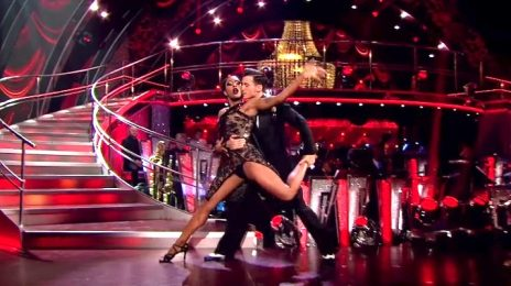 Watch: Alexandra Burke Scorches 'Strictly Come Dancing' [Week 8]