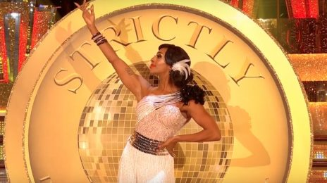 Watch: Alexandra Burke Shines On 'Strictly Come Dancing' [Week 9]