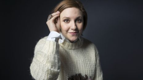 "Lena Dunham Slapped With New ""Hipster Racism"" Claims"