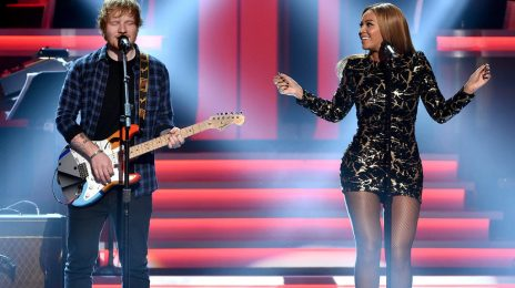 Beyonce & Ed Sheeran Earn 4th Week At #1 On Billboard Hot 100