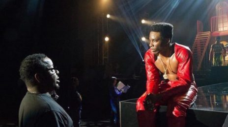 BET Ready 'The Bobby Brown Story' For 2018 / Woody McClain Reprises 'New Edition' Role