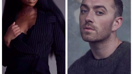Brandy Reveals Sam Smith Collaboration