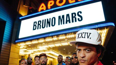 Epic! Bruno Mars' '24k Magic Tour' Earns $240 Million