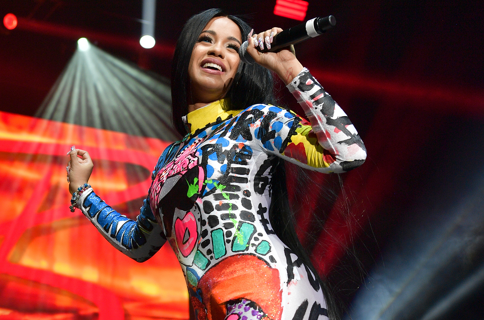 Fans Guess The Name Cardi B And Offset Will Give Their: Cardi B Makes Billboard Chart History...Again