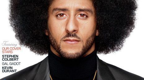 Colin Kaepernick Named GQ's Man Of The Year