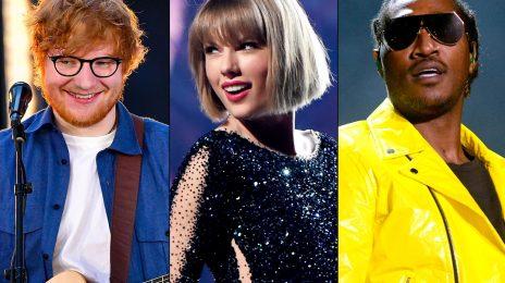 New Song:  Taylor Swift, Ed Sheeran, & Future - 'End Game'