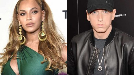 Chart Check [Hot 100]:  Eminem & Beyonce Tie Madonna Hot 100 Record With Debut of 'Water'