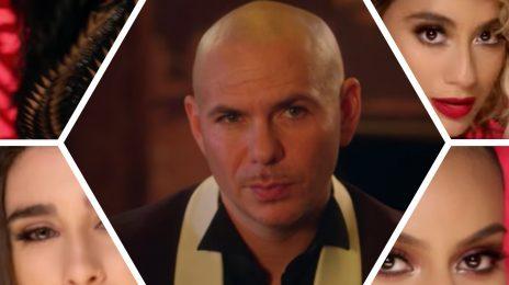New Video: Fifth Harmony & Pitbull - 'Por Favor'