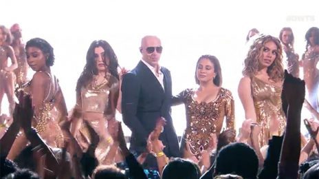 Watch: Fifth Harmony & Pitbull Perform 'Por Favor' On 'Dancing With The Stars'