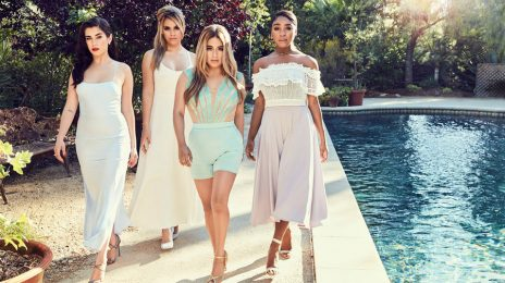 Fifth Harmony & Pitbull Preview 'Por Favor' Music Video