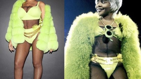Beyonce Salutes Lil Kim / Recreates Several Iconic Looks