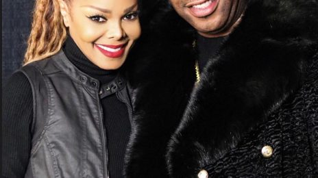 Hot Shot: Janet Jackson Reunites With Busta Rhymes
