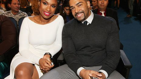 Report:  Jennifer Hudson & David Otunga Split After 10 Years / Singer Gets Protective Order Against Him