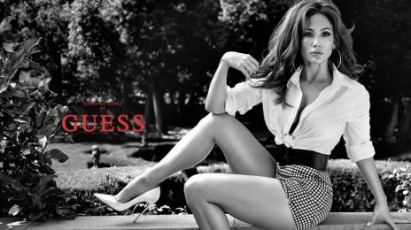 Hot Shot:  Jennifer Lopez Named New Face of GUESS