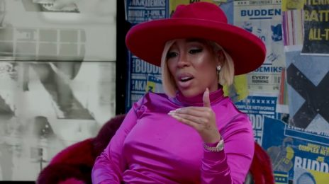Must See: K. Michelle Gets Real About Label Politics, Nicki Minaj Drama, & Much More In Emotional Interview