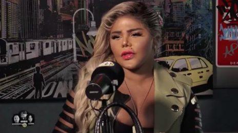 Lil Kim Visits Hot 97 / Talks Comeback, Nicki Minaj, Remy Ma, & More