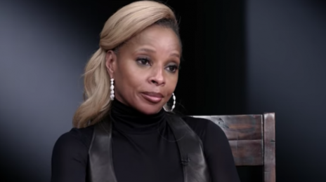 "Mary J. Blige On Hollywood Sexual Harassment: ""Don't Touch Me Or I'll Kill You"""