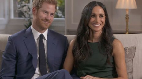 Watch: Prince Harry & Meghan Markle Give First Television Interview