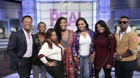 'Moesha' Cast Unite On 'The Real' / Spill On Reboot