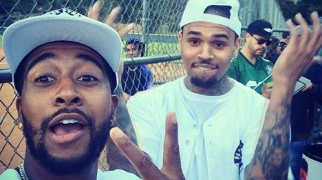 Did Omarion Just Shade Chris Brown?