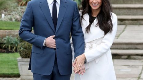 Prince Harry & US Actress Meghan Markle Announce Engagement