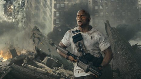 Movie Trailer: 'Rampage' [Starring Dwayne 'The Rock' Johnson]