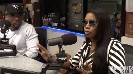 Remy Ma Visits 'The Breakfast Club' / Talks New Album, Lil Kim, Nicki Minaj, Manager & More