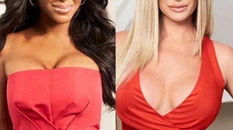 #RHOA Preview: Kenya Moore & Kim Zolciak Clash In New Showdown