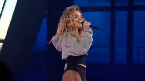 Watch: Rita Ora Performs 'Anywhere' On 'The X Factor'