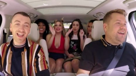 Watch: Sam Smith Stars On 'Carpool Karaoke' With Fifth Harmony [Full]