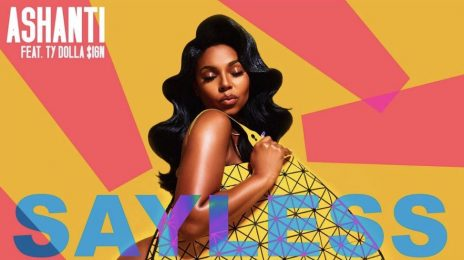 Ashanti Releases 'Say Less (ft. Ty Dolla $ign)' Single Cover