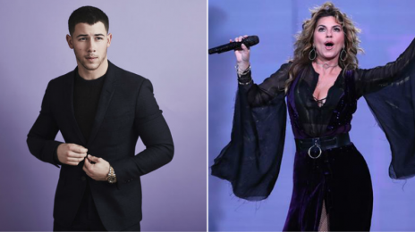 New Song:  Nick Jonas & Shania Twain - 'Say All You Want For Christmas'