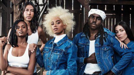 Solange, Kelela, & Dev Hynes Star In Calvin Klein's New #MyCalvins Campaign