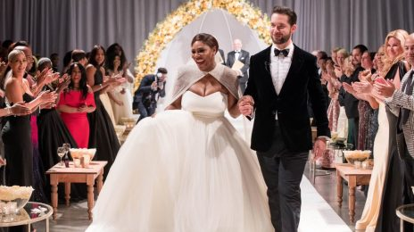 Serena Williams Marries Alexis Ohanian In Elaborate New Orleans Wedding