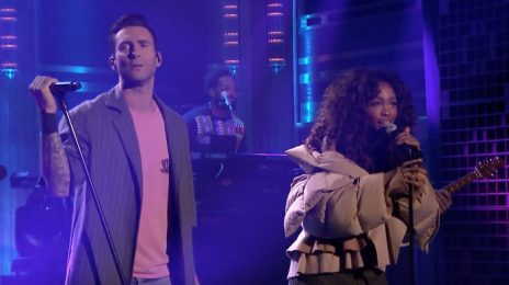 Watch: SZA Performs 'What Lovers Do' With Maroon 5 On 'Fallon'