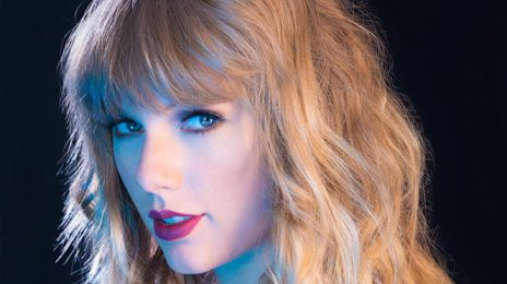 Taylor Swift Debuts Re-Recorded 'Love Story' In Match Commercial