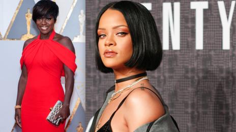 Viola Davis Praises Rihanna & Fenty Beauty