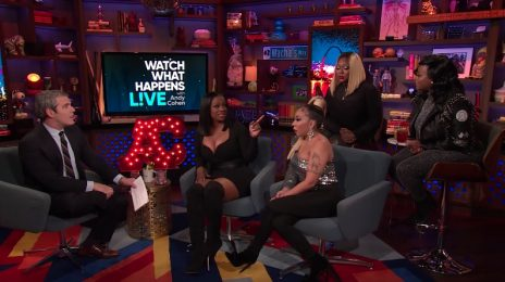 Awkward: Xscape Clash On 'Watch What Happens Live'