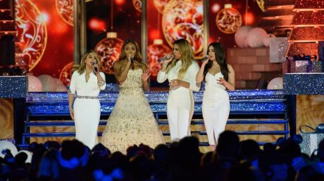 Watch: Fifth Harmony Deliver Dazzling Performance At Disney's Magical Holiday Celebration