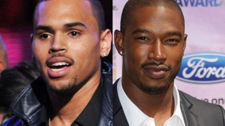 Kevin McCall Smashes Chris Brown Album Plaque As Feud Intensifies