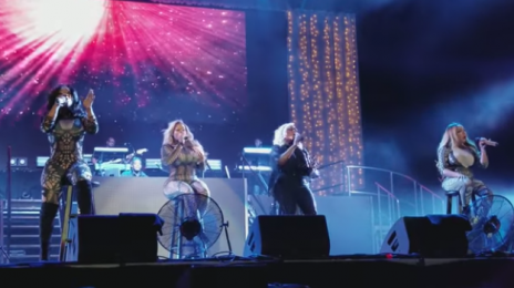 Must See: XSCAPE Stun Fans With New 'Tonight' Performance