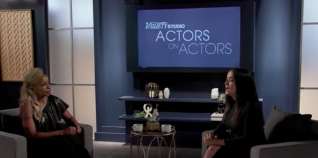 Mary J. Blige & Salma Hayek Team Up For 'Actors on Actors'