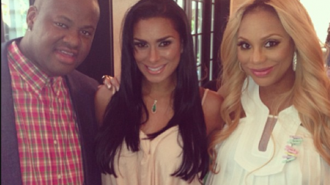 "Laura Govan Tells Tamar Braxton : ""I Didn't Sleep With Your Husband!"""