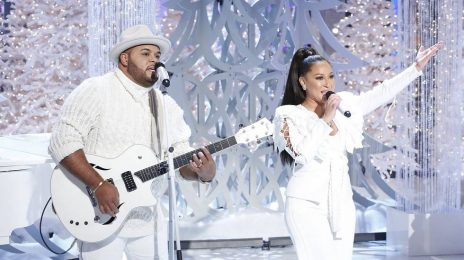 Watch: Adrienne Bailon Performs On 'The Real'