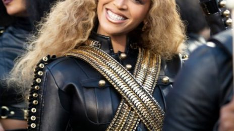 Official: Beyonce Named Most Admired Musician