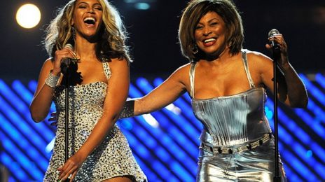 "Beyonce Pens Emotional Tribute To ""My Queen"" Tina Turner"